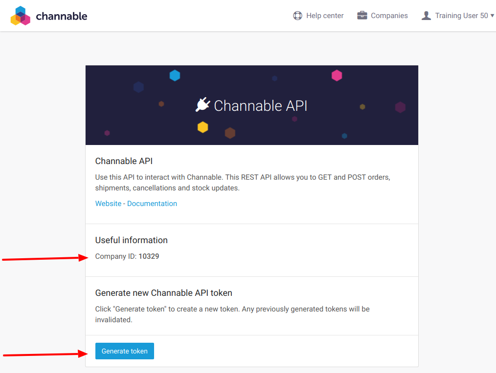 Introduction – API Reference